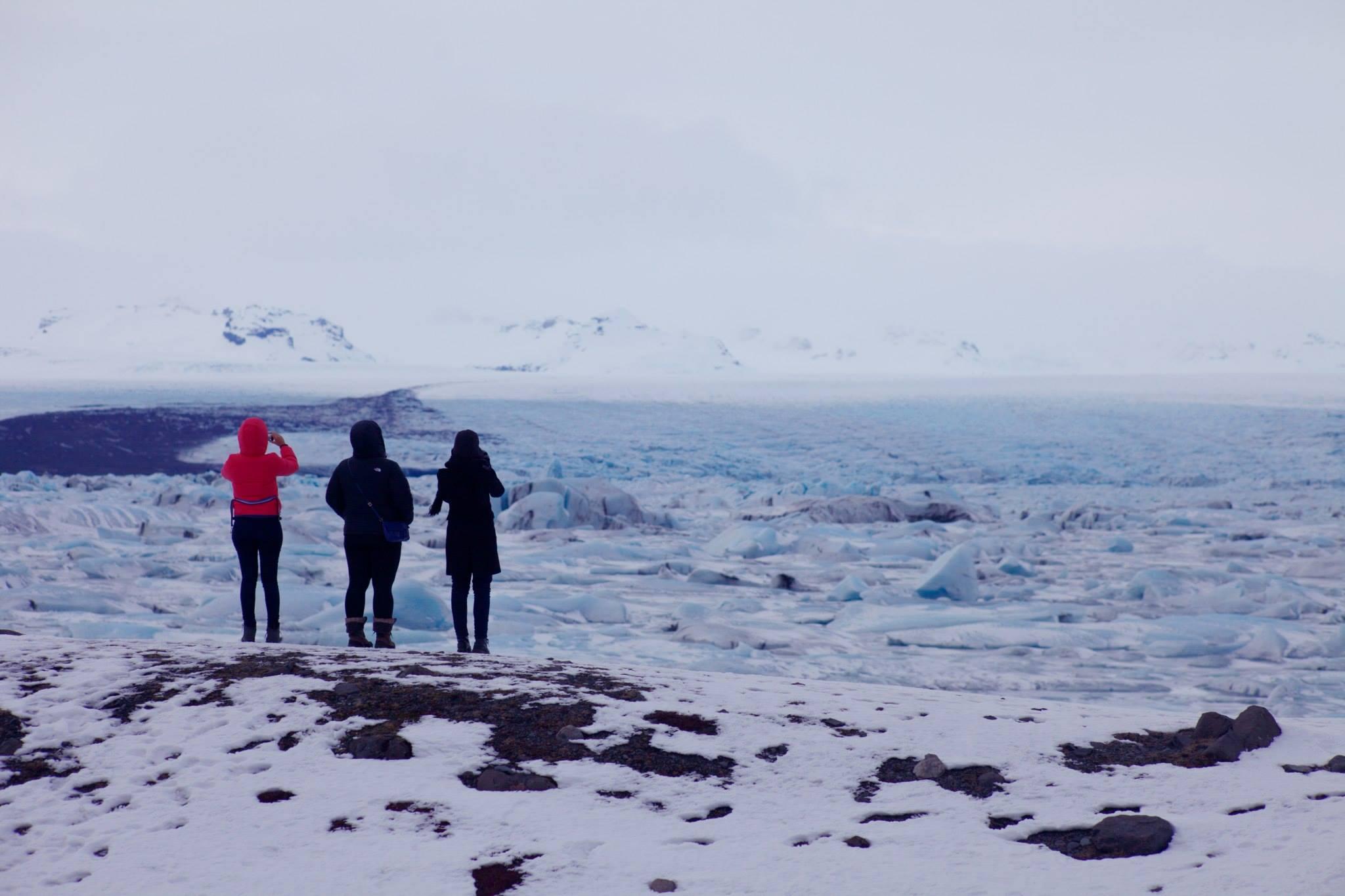 Glacial Lagoon - foto: Ola Persson