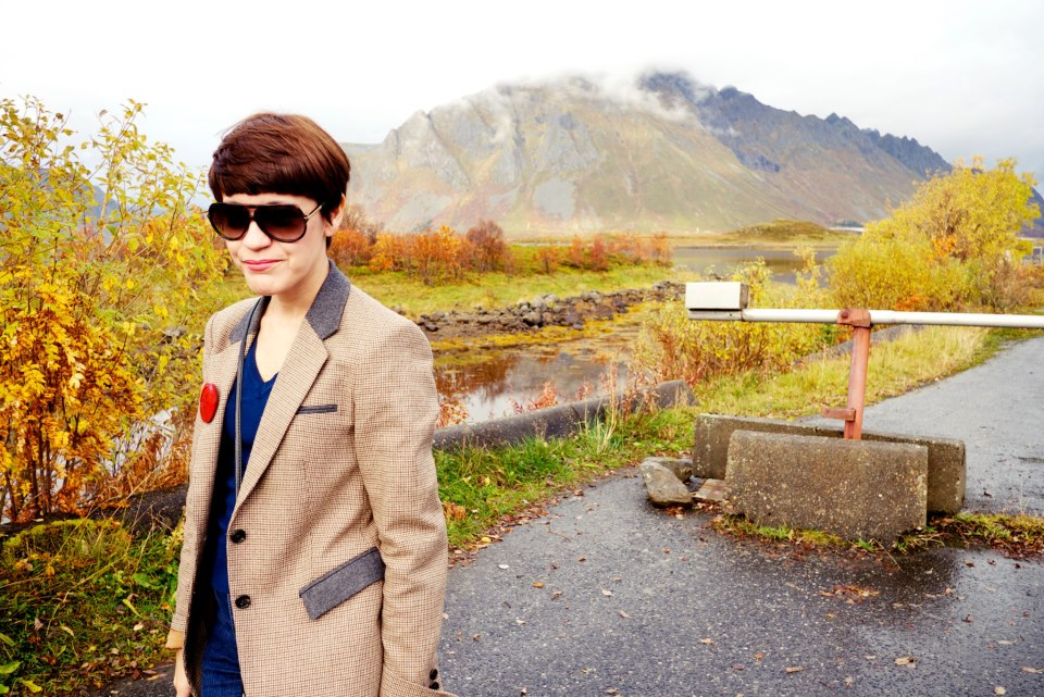 Chegando em Lofoten. Foto: Ola Persson