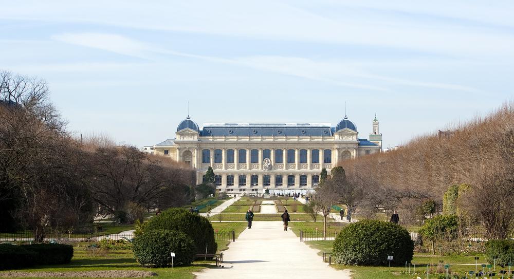 Jardim Botânico, Paris - Crédito foto: posztos - Shutterstock.com