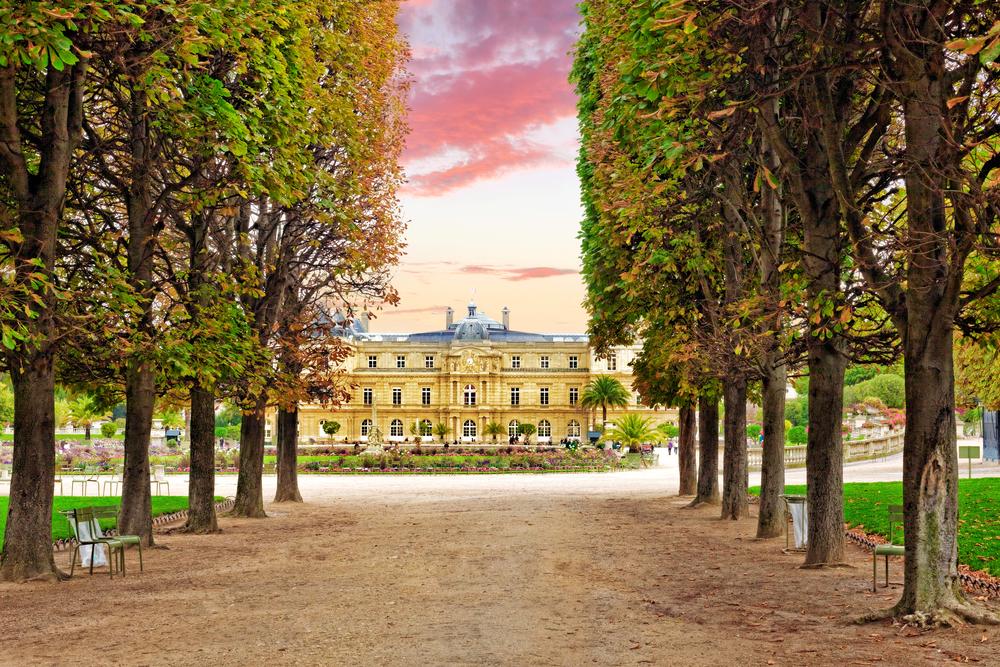 Parque Luxemburgo - Crédito foto: Brian Kinney - Shutterstock.com