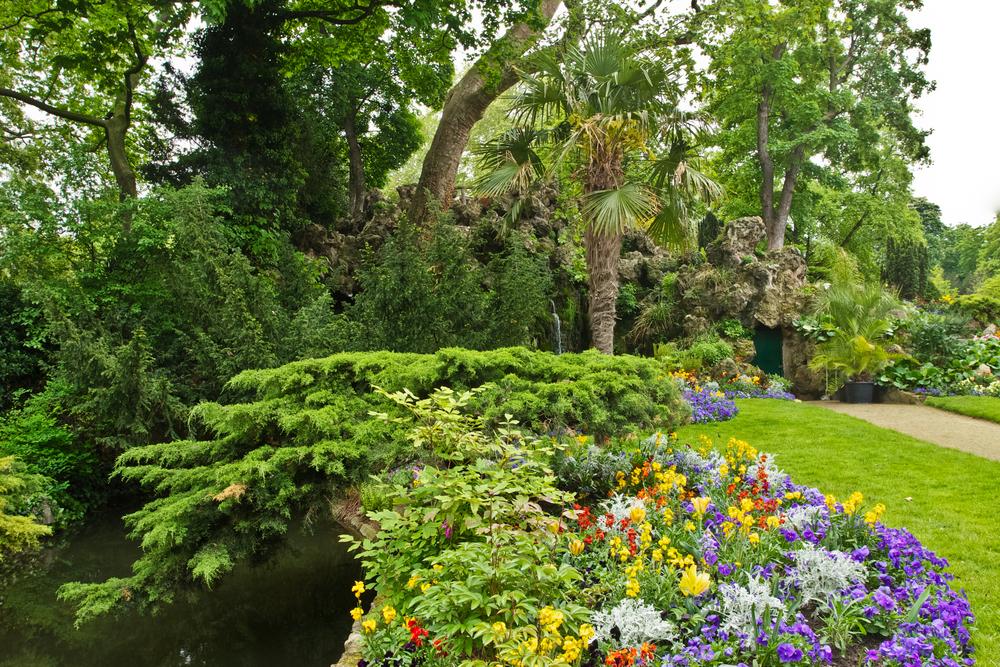 Monceau Parc - Crédito foto: cecoffman - Shutterstock.com
