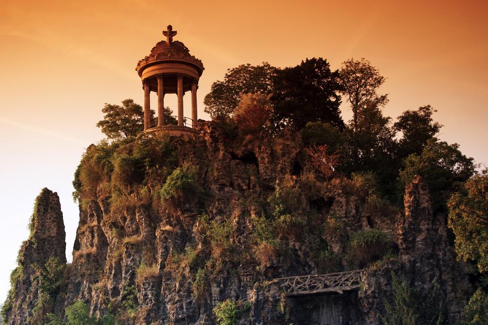 Parc Buttes-Chamount - Crédito foto: bensliman hassan - Shutterstock.com