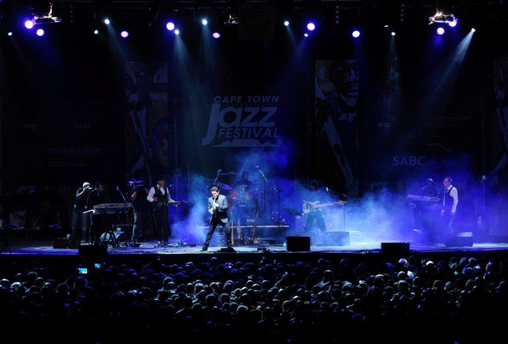 Cape Town International Jazz Festival - ©espAfrika_CTIJF2012
