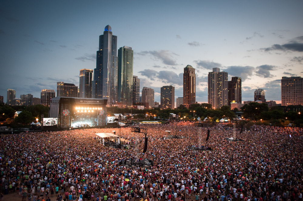 Lollapalooza - Foto: Ashley Garmon