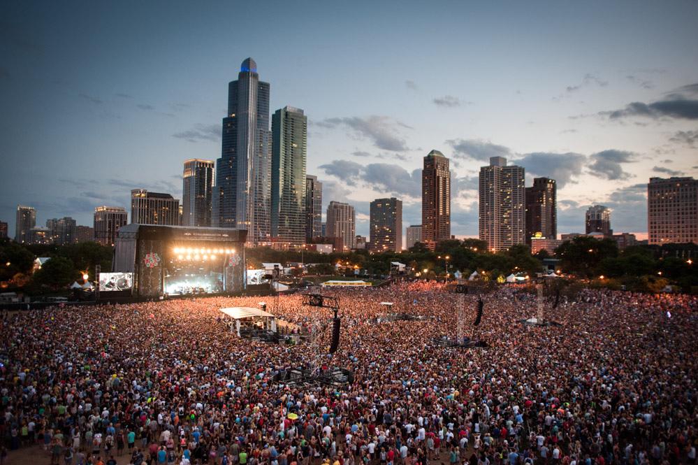 Lollapalooza - Foto: Ashley Garmon