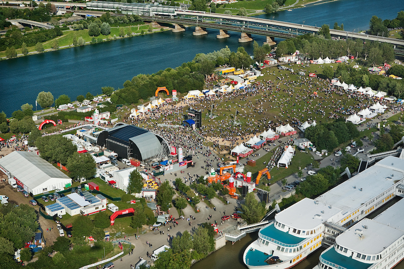 Donauinselfest - foto: divulgação