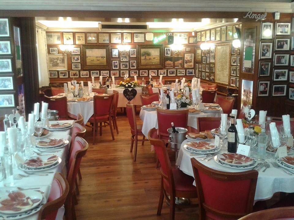 Salamanca Restaurante - foto divulgação