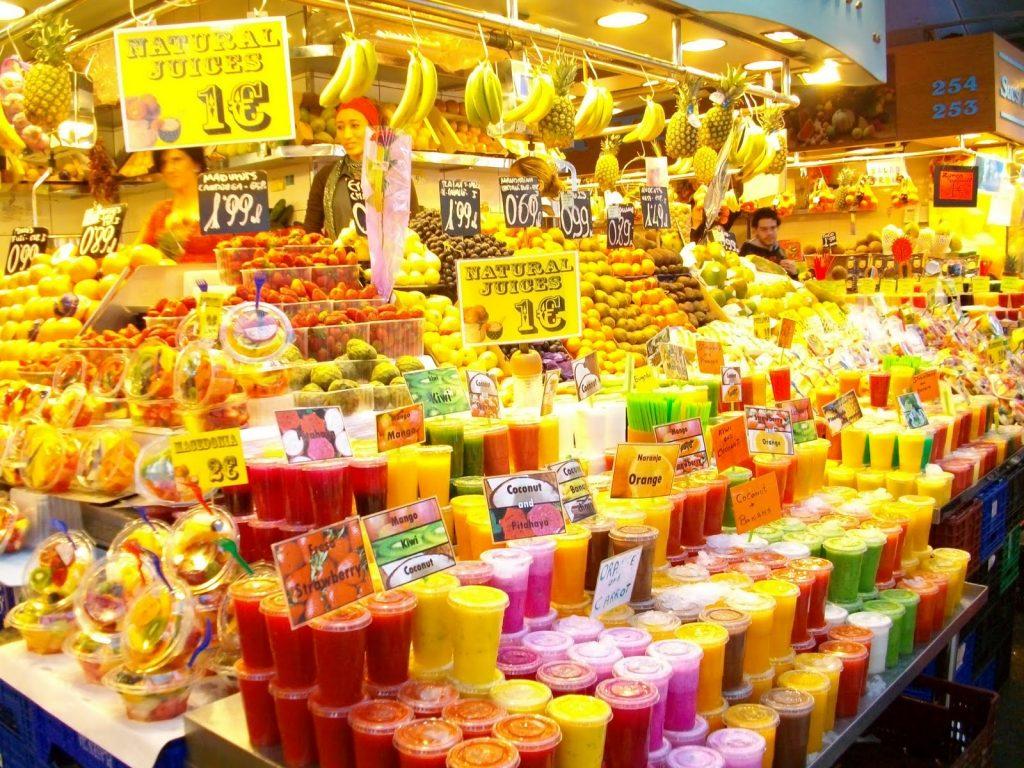 Mercado Boquería
