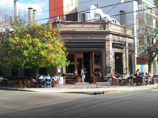 A localização perfeita do Miranda. Foto: Trip Advisor