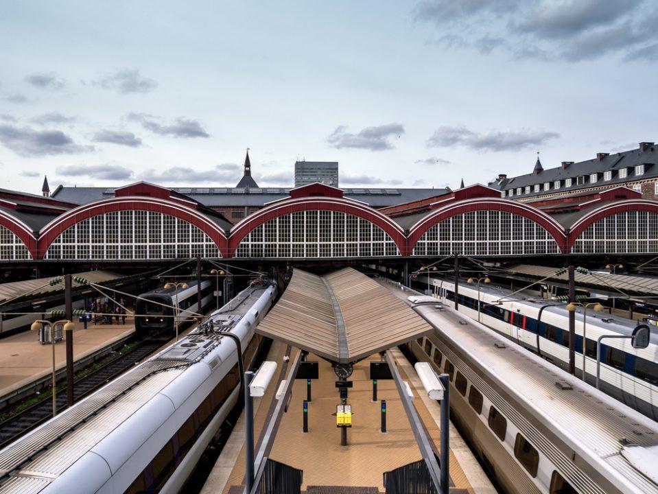Central Station - Foto por Frank Bach/Shutterstock