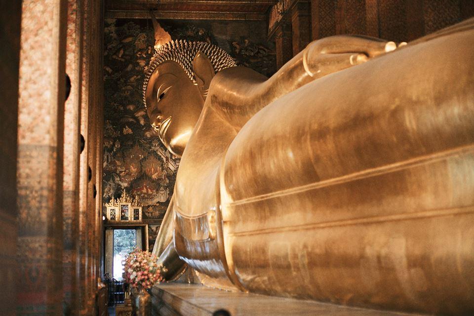 Golden Buddha - Wat Traimit - foto: Ola Persson