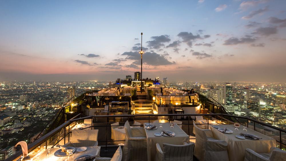 Vertigo Bar - foto Sanchai Kumar - shutterstock.com