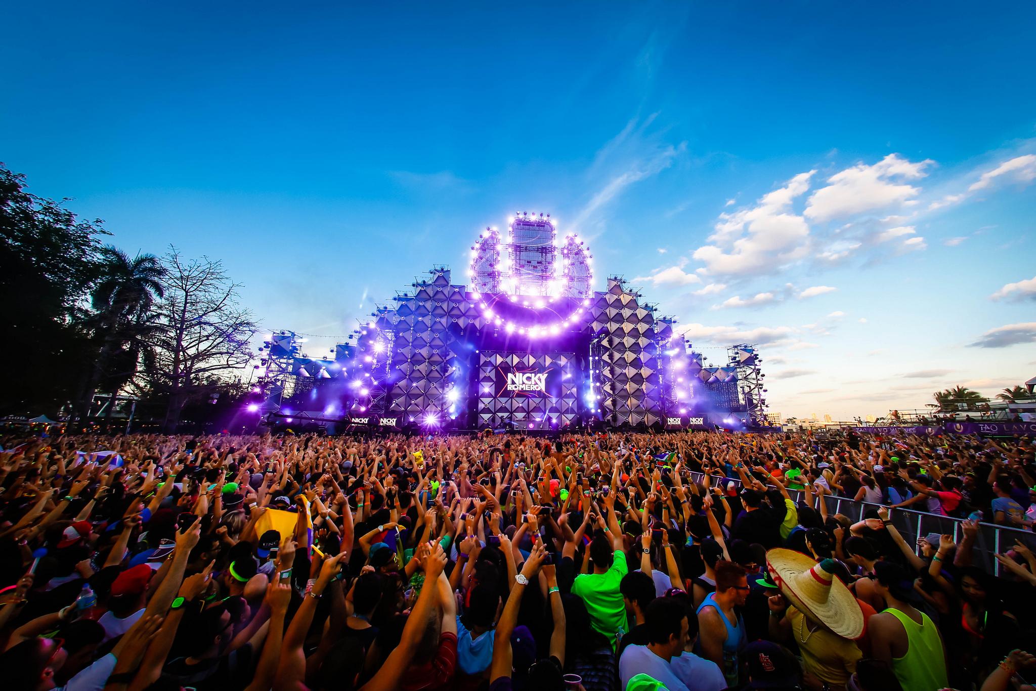 Ultra Festival 2014 - foto divulgação