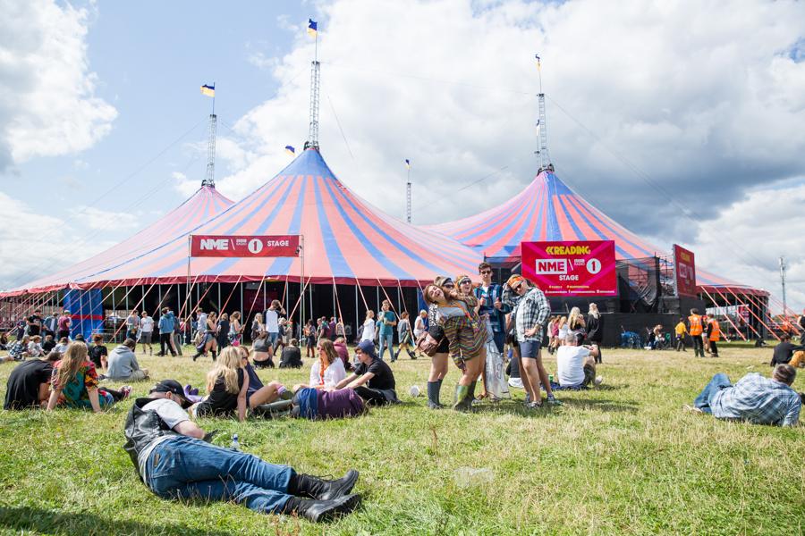 Reading 2014 - foto Derek Bremner/NME