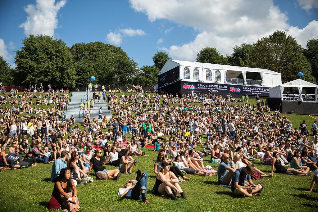 Øya festival 2014 - foto divulgação