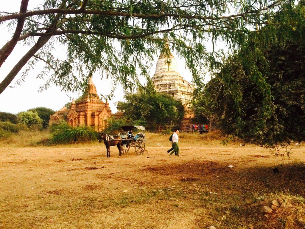 templo Bagan - foto Lalai Persson