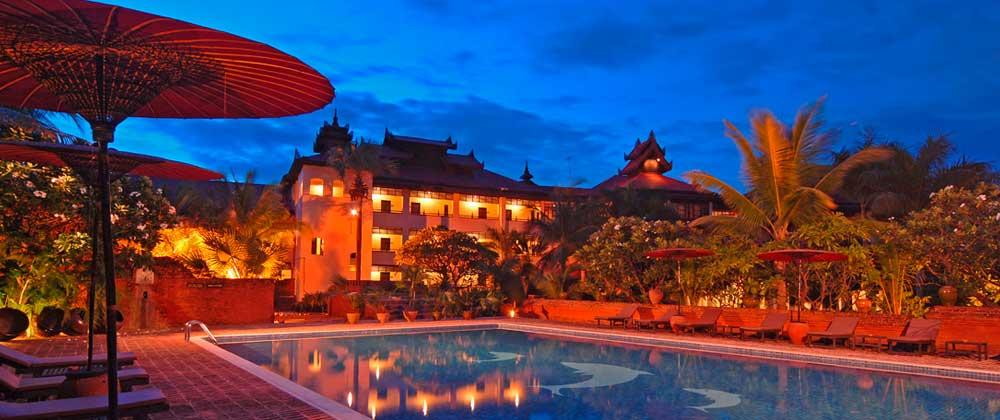 Amazing Resort Bagan