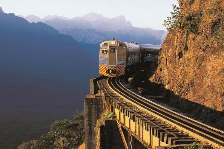 Reprodução Serra Verde Express