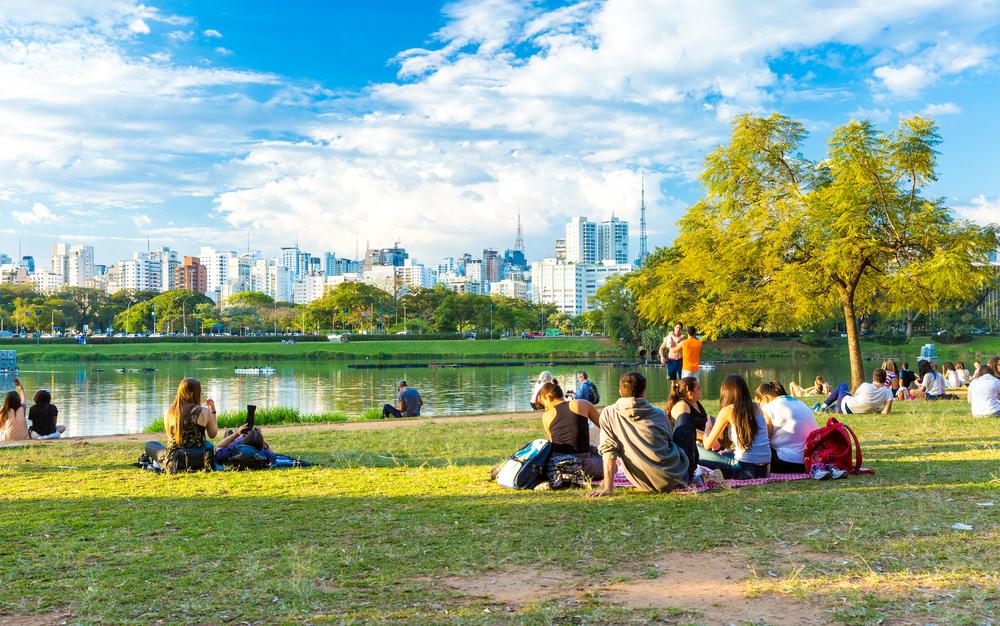 Parque Ibirapuera | São Paulo. Foto: Filipe Frazao - shutterstock.com