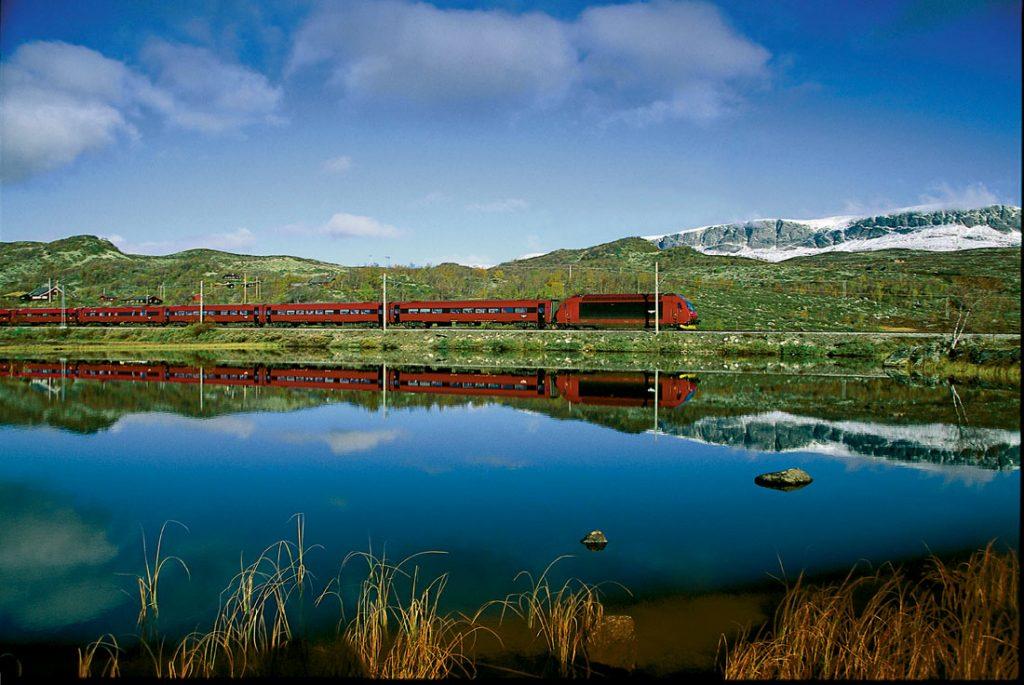 Bergen Line. Foto: Rolf M Sorensen