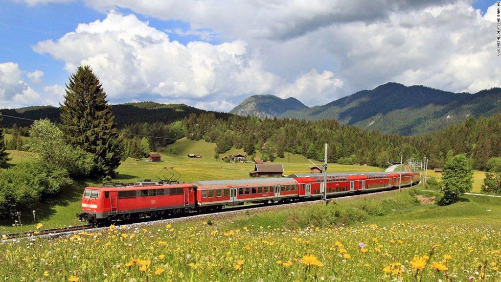 train-germany