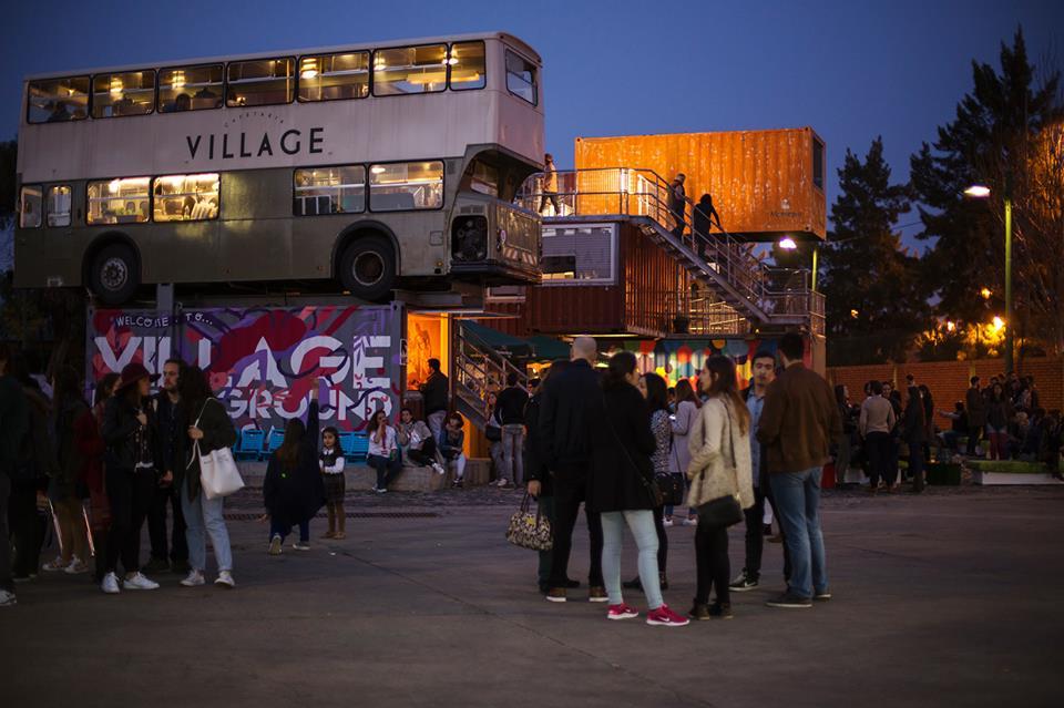 um dos eventos que o VU promove (Foto: divulgação)