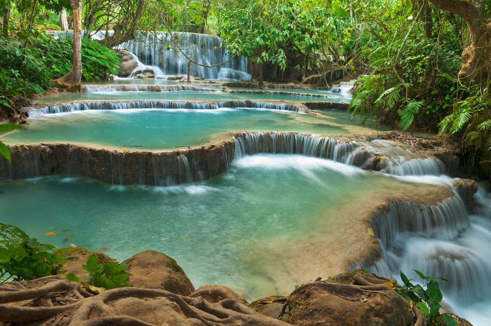 Kuang Si - lkunl/Shutterstock