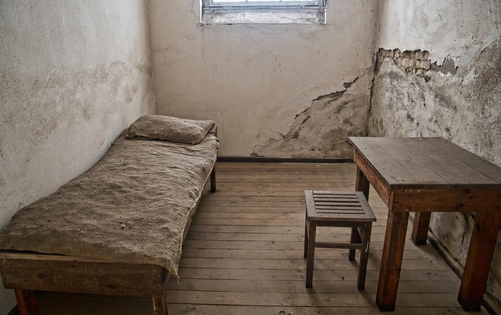 Cela em Sachsenhausen - Enrico Maniscalco/Shutterstock