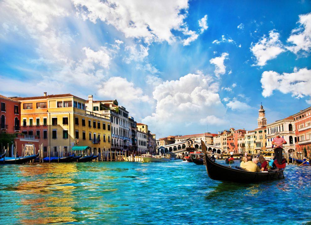 Grand Canal, Veneza. Foto: Mirelle. Cortesia shutterstock.com