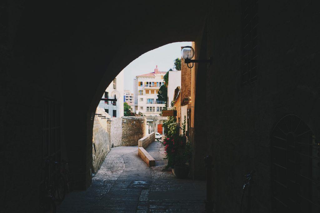 Os labirintos de Jaffa