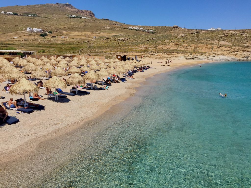 Lia Beach, a praia que chamamos de nossa
