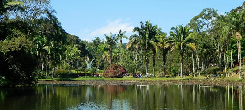 Jardim Botânico - Foto: Leandro Damião