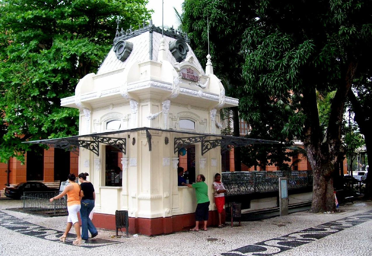 Bar do Parque. Foto: Wikipedia
