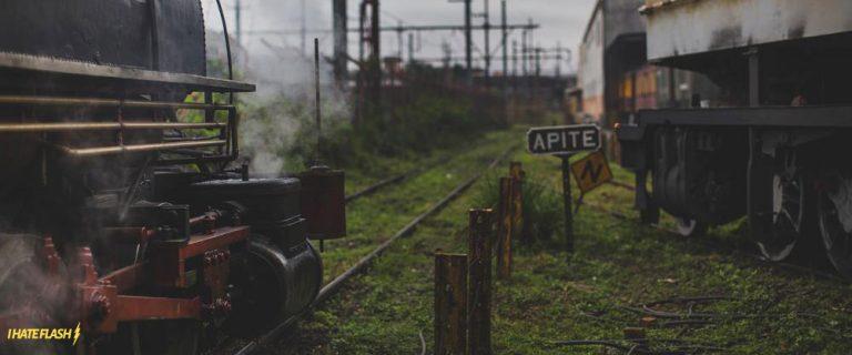 Nos Trilhos, foto: Marcelo Paixão / I Hate Flash.