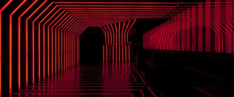 Iluminação do D-Edge. Foto: Maíra Acayaba