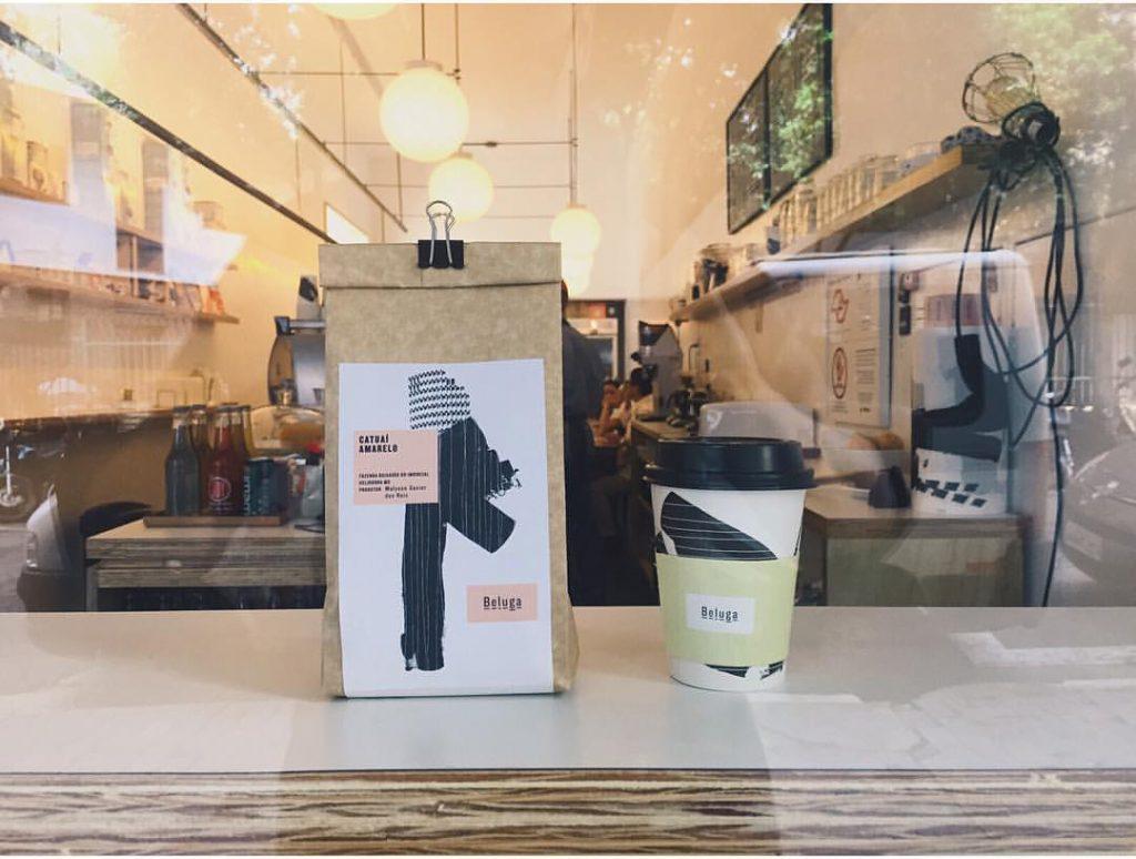 Cafezinho no Beluga (foto: divulgação)