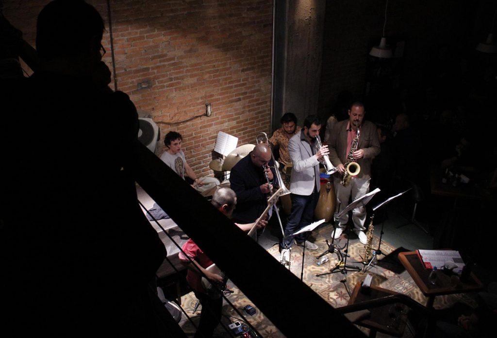 Jam session no JazzB (foto: divulgação)