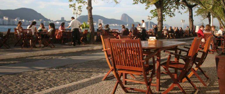 Confeitaria Colombo, Forte de Copacabana. Foto: Divulgação