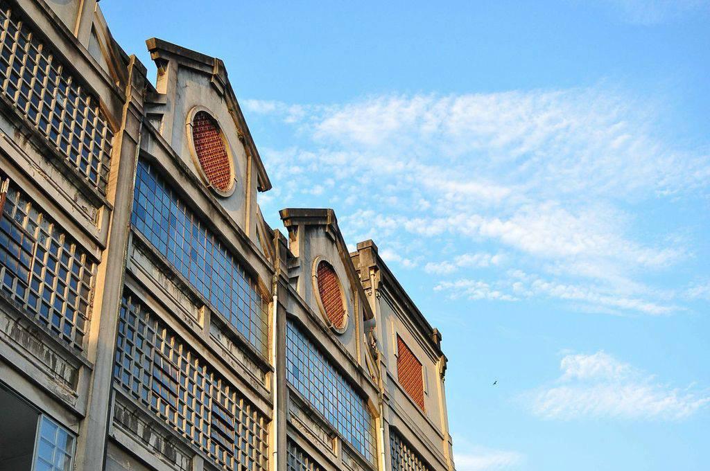 Antiga fábrica da Bhering. Foto: Divulgação