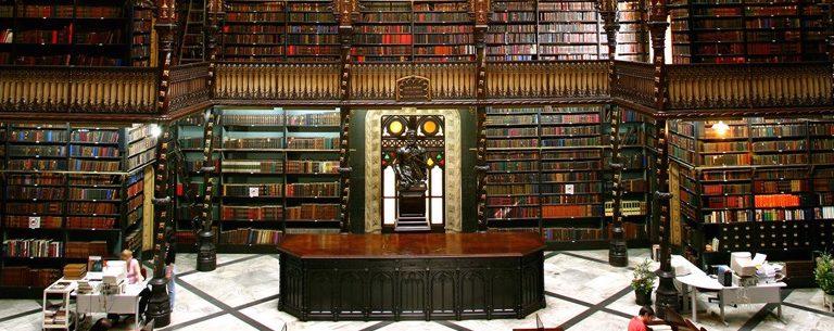 Real Gabinete de Leitura. Foto: fecortez