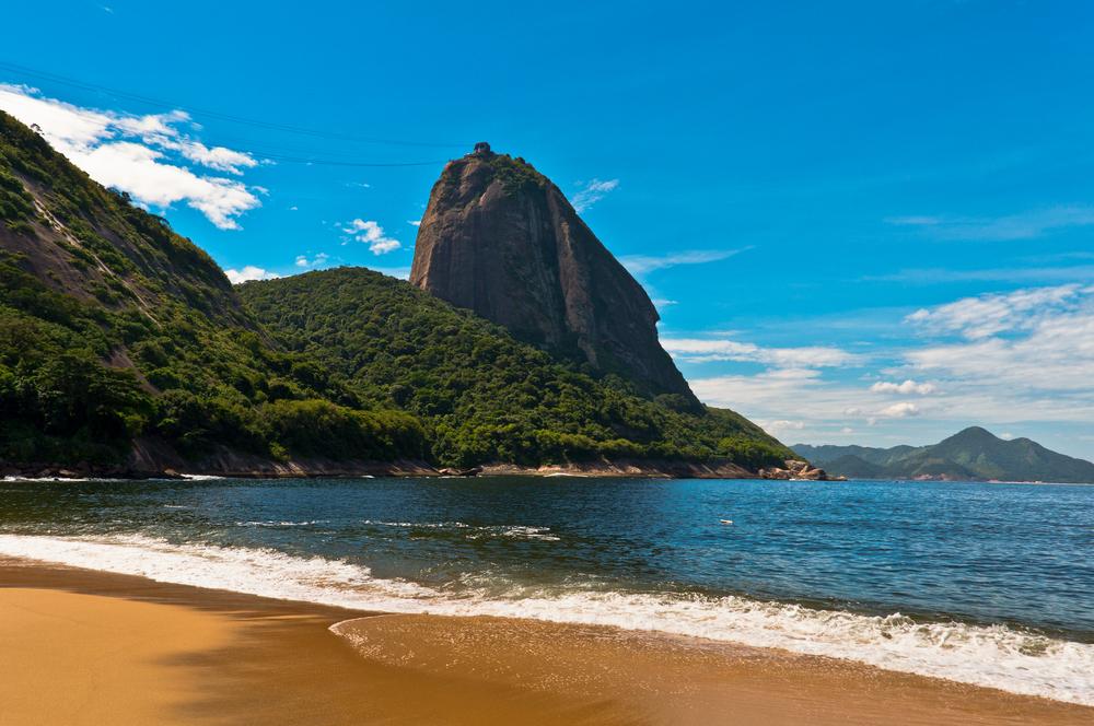Praia Vermelha. Foto: Donatas Dabravolskas / Shutterstock.com