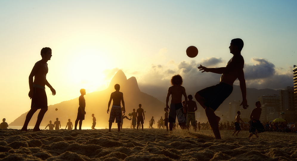 Ipanema. Foto: lazyllama / Shutterstock.com