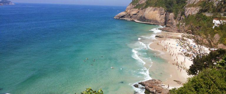 Praia da Joatinga. Foto: Blog Apaixonados por Viagem