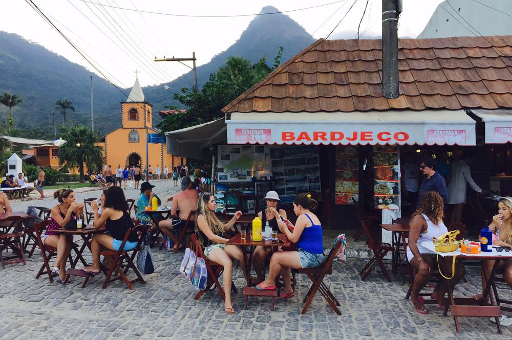 Cerveja gelada no Bardjeco (foto: Renato Salles)