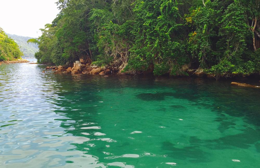 Adivinha que lagoa é essa! (foto: Renato Salles)