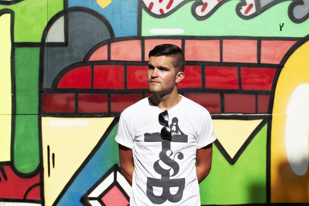 DJ Plastician. Foto: Divulgação/Marc Sethi
