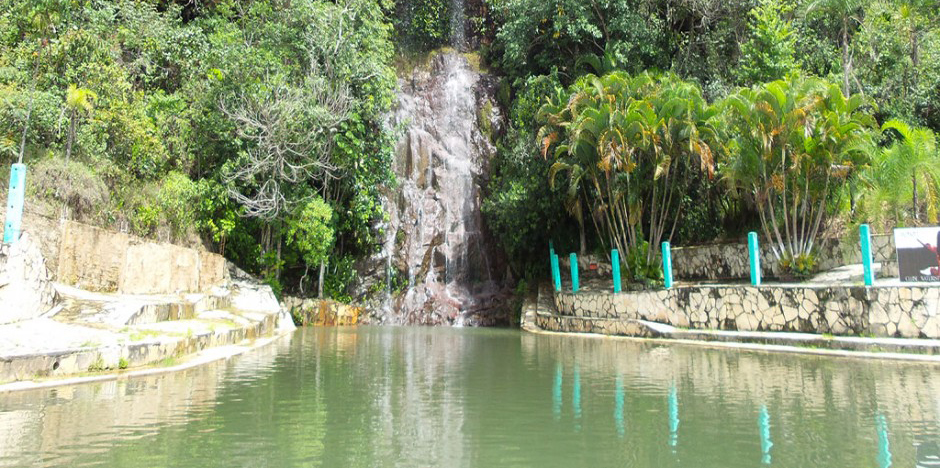 Clube Naturista Paraíso das Cascatas - Santo Antônio do Descoberto/GO (Foto Divulgação