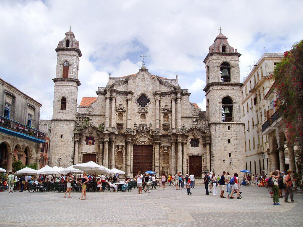 Catedral de Havana (foto: akasenn)