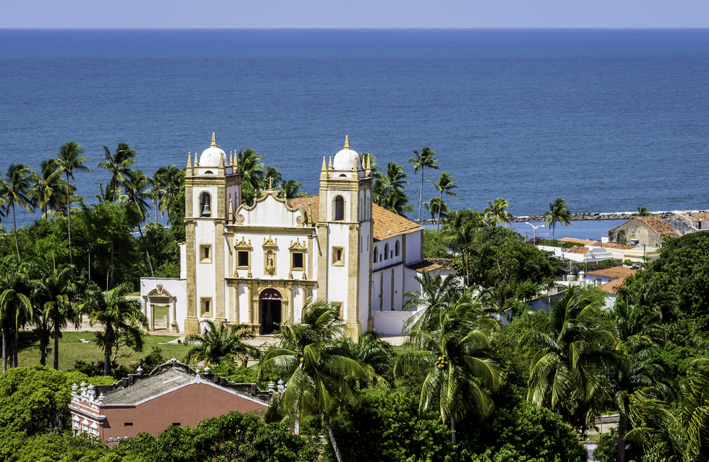 Igreja do Carmo em Olinda (foto: Shutterstock - Marcio Jose Bastos Silva)