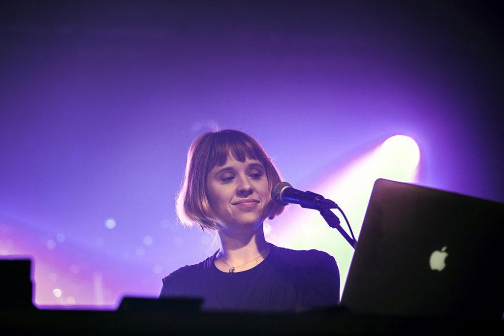 Holly Herndon. Foto: Hilda Arneback / Sónar Stockholm